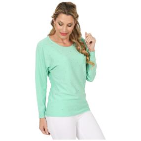 FASHION NEWS Damen-Pullover 'Lilli' mint