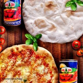 Altra Pizza Set 3er Set