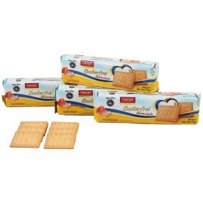 Butterkekse Zuckerfrei 4tlg