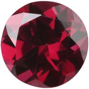 Rasberry Pink Rhodolith min. 0,75 ct.