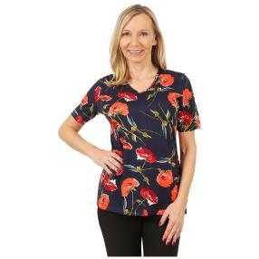 RÖSSLER SELECTION Damen-Shirt 'Laval'  multicolor
