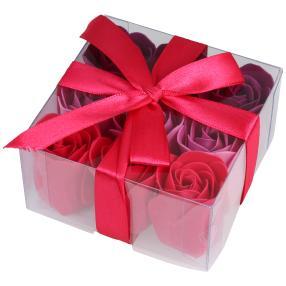Geschenkbox Baderosen