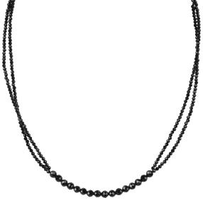 Collier Spinell 2-reihig