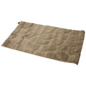 GÖZZE Badteppich Steine sand 70x120 cm