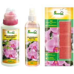 Orchideen Pflege Set I - 3er Kombi Paket