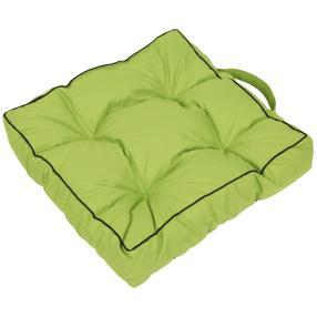 Outdoor Kissen wasserabweisend apfelgrün 40x40x6