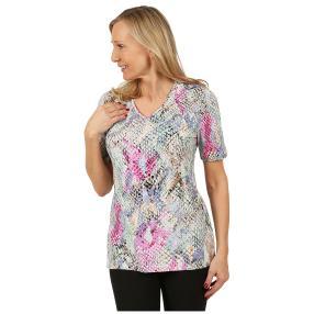 RÖSSLER SELECTION Damen-Shirt 'Spring'  multicolor