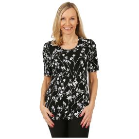 RÖSSLER SELECTION Damen-Shirt 'Lucia' multicolor