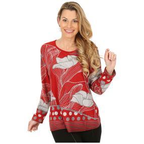 Damen-Pullover multicolor