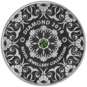 RJC Grüner Diamant