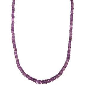 Collier Afrikanischer Amethyst ca. 100ct.