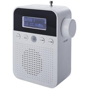 DAB+ Steckdosenradio m. Bewegungsmelder