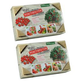 2er Paket Tomaten-Anzucht-Set