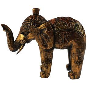 Darimana Elefant gold 30cm