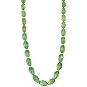Collier Bernstein grün