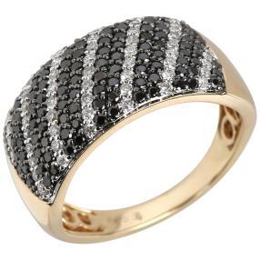 Ring 585 Gelbgold Diamanten ca. 1,0ct.