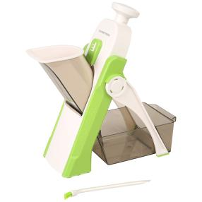 GOURMETmaxx Multi Slicer Push N' Ready