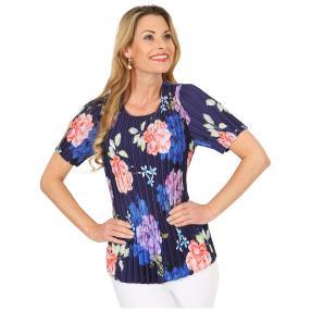 Jeannie Plissee-Shirt 'Aimeé' multicolor
