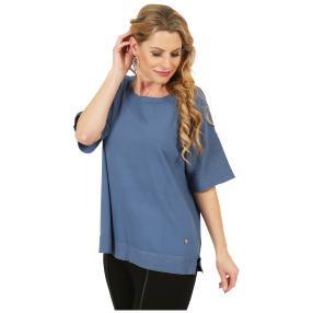IMAGINI Feinstrick-Pullover 'Gaeta' blau