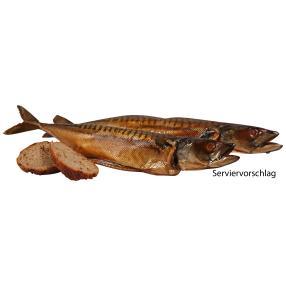 Geräucherte Makrelen