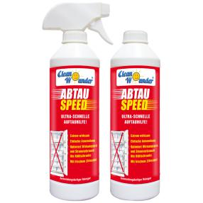 Clean Wounder Abtau-Speed 2 x 0,5 l