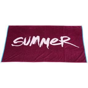 """Velours-Strandlaken """"Summer"""" 90x180 cm"""