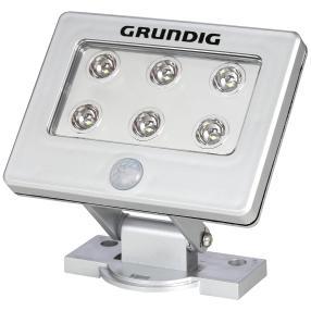Outdoor LED-Lampe m. Bewegungssensor