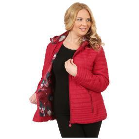 Damen-Jacke 'Joie' rot/multicolor