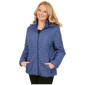 Damen-Jacke 'Joie' blau/multicolor