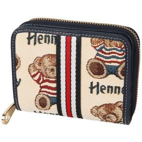 Henney Bear Damen Börse Stripe Bear