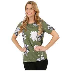 RÖSSLER SELECTION Damen-Shirt 'Garda' multicolor