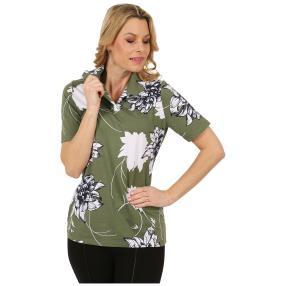 RÖSSLER SELECTION Damen-Shirt 'Sarona' multicolor