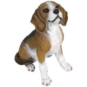 Zauberwelt Dekofigur Beagle