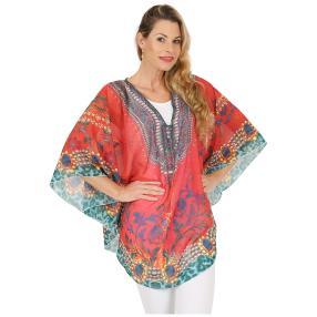 Damen-Tunika 'Mila' multicolor   (Onesize)