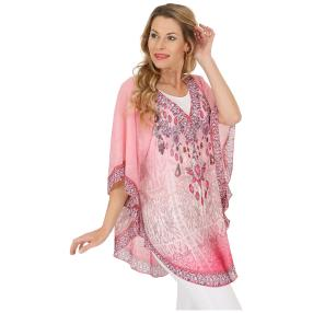 Damen-Tunika 'Naila' multicolor (Onesize)