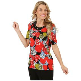 RÖSSLER SELECTION Damen-Shirt 'Serena' multicolor