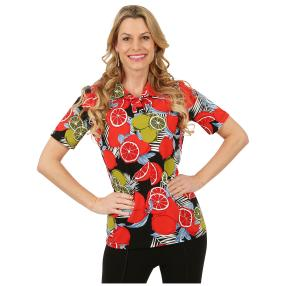 RÖSSLER SELECTION Damen-Shirt 'Loreen'  multicolor