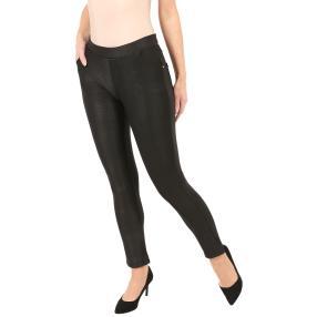 Damen-Hose 'Easy Chic' mit Bambusfaser schwarz