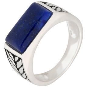 Ring 925 St. Silber Lapis