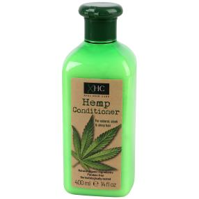 XHC XPEL HAIR CARE Hemp Conditioner 2x 400 ml
