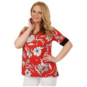 RÖSSLER SELECTION Damen-Shirt 'Alisa' multicolor