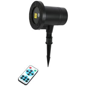 Laser Projektor m. Fernbedienung