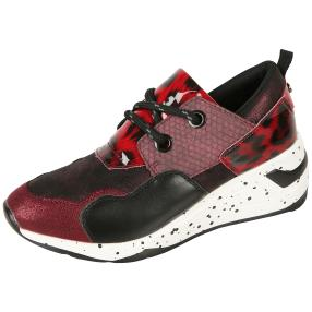 Monshoe Damen Keilsneaker