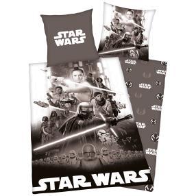 Star Wars 9 Wende-Bettwäsche, 2-teilig