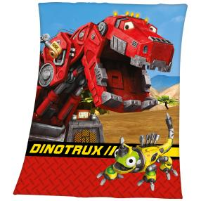 Fleece-Decke Dinotrux