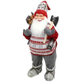 Weihnachtsmann Tammo, 80 cm