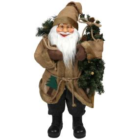 Weihnachtsmann Cornelius 60 cm