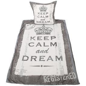 AllSeasons Bettwäsche 2-teilig, Dream