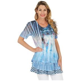 VIVACE Shirt 'Azra' multicolor