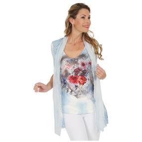 VIVACE 2 in 1 Shirt 'Nazan' multicolor